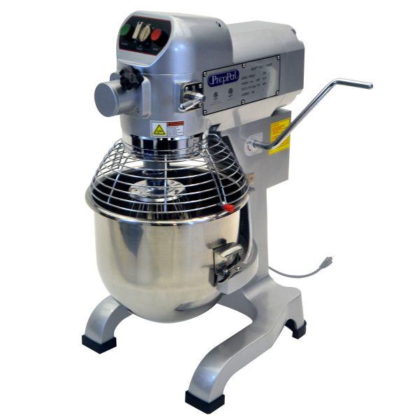 PPM-20 Series Heavy Duty Floor Mixer