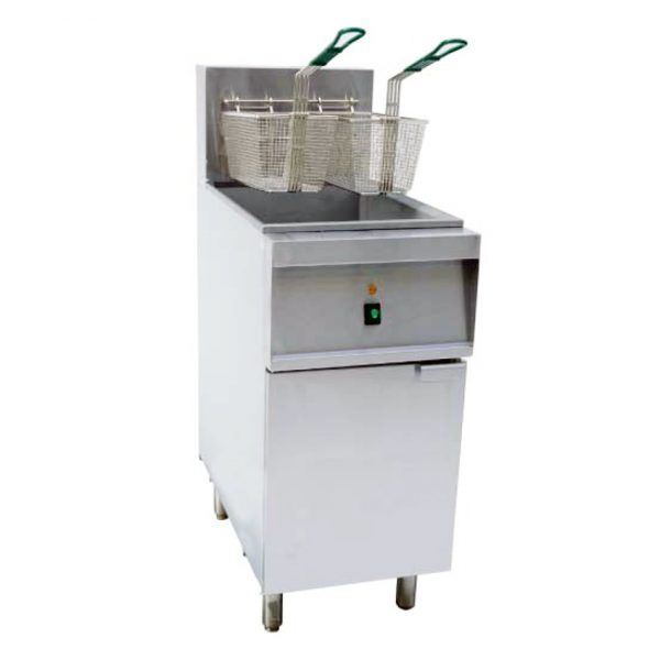240V Electric Floor Fryer