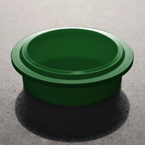 Plastic Green Beaker Lid