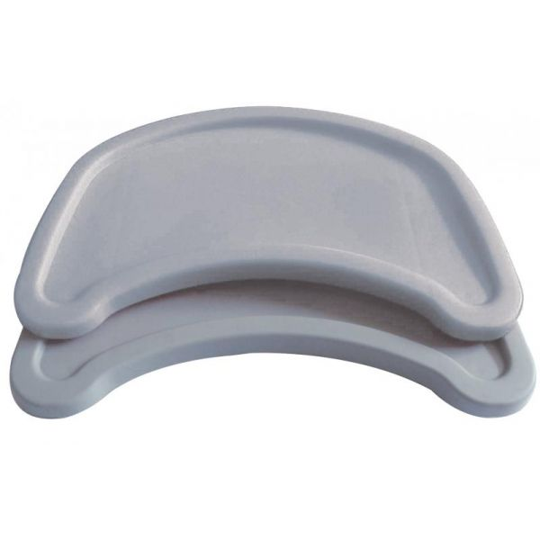 Gray Replacement Tray for Baby Dinner High Chair
