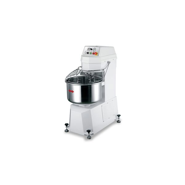 GM25B | 25 Kg Kneading Capacity Commercial Spiral Mixer