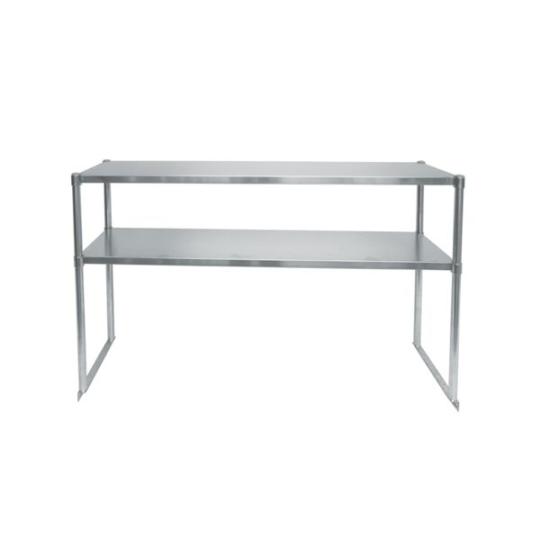 MROS-4RE Stainless Steel Over Shelf