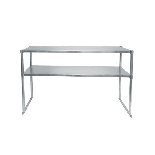 MROS-6RE Stainless Steel Over Shelf