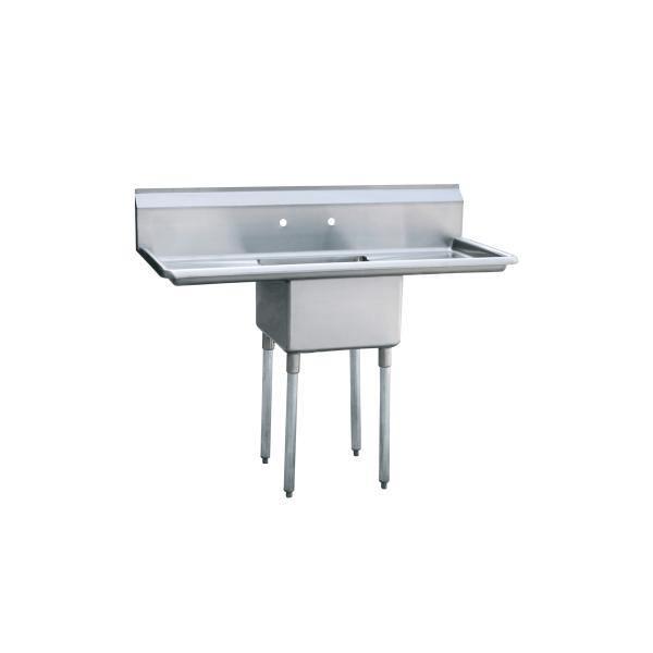 MRSA-1-D Compartment Sink