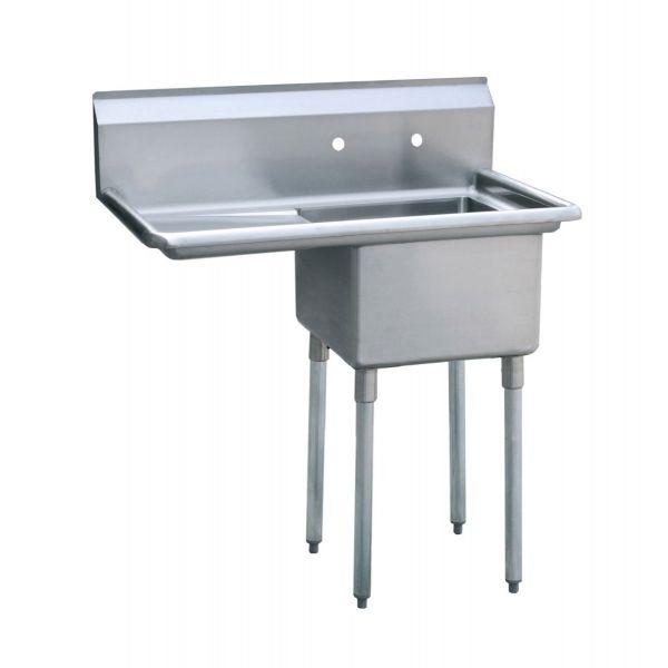 MRSA-1-L One Compartment Sink
