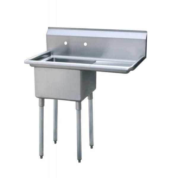 MRSA-1-R One Compartment Sink